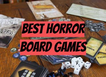 5 Best Horror Board Games
