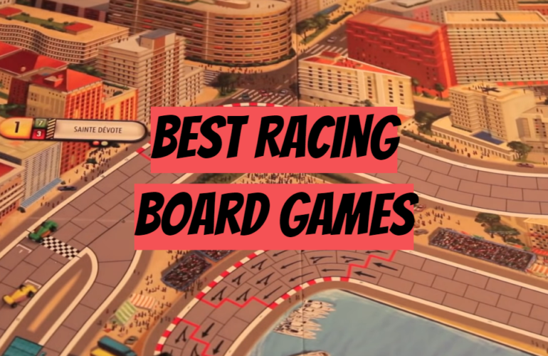 5 Best Racing Board Games