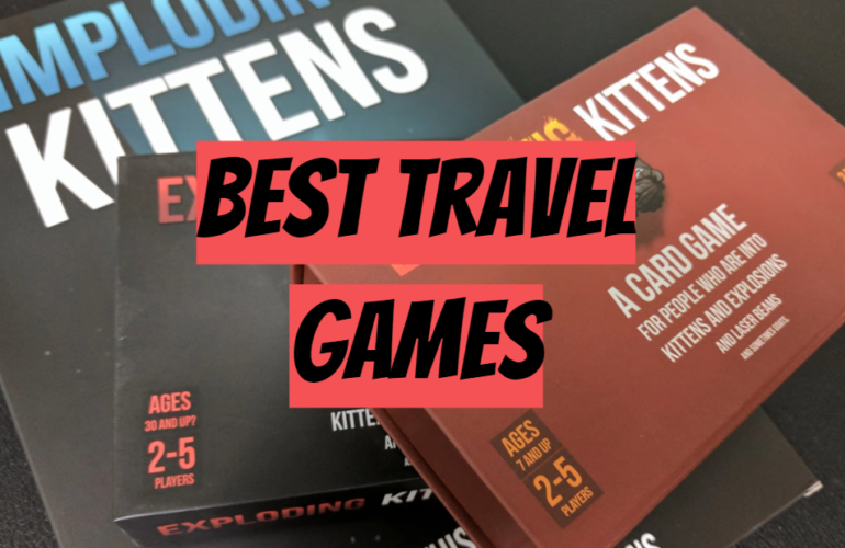 5 Best Travel Games